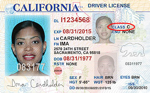indiana drivers license class c